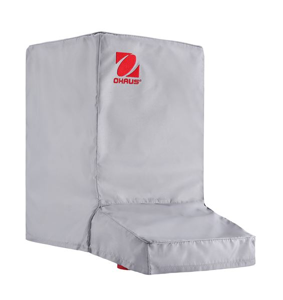 Dust Cover, Balance with Draft Shield from Ohaus