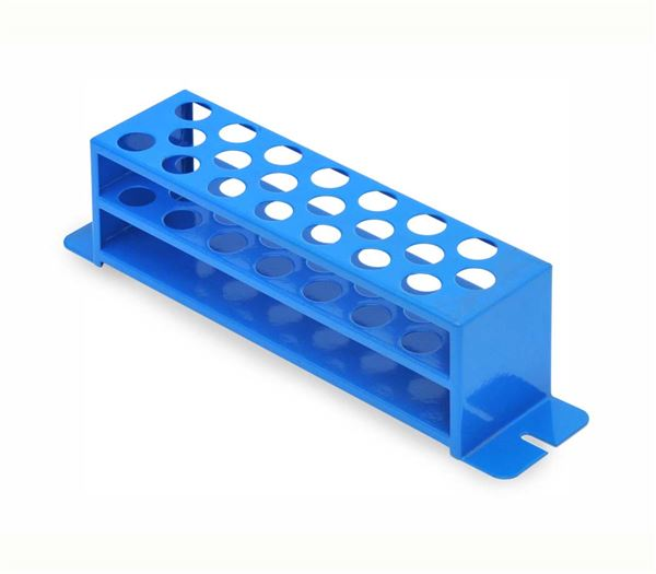 Test Tube Rack 21-25 mm Stationary from Ohaus