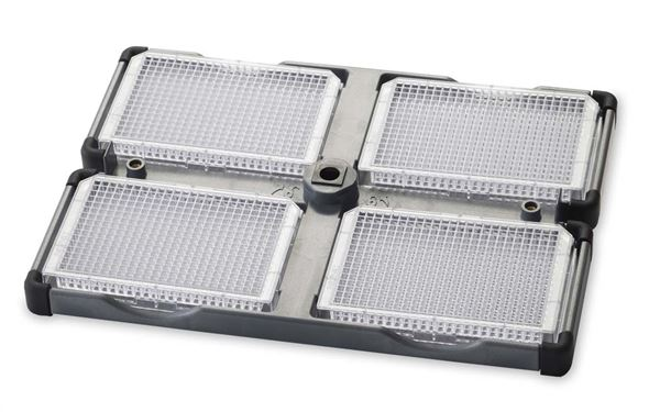 4 Place Microplate Holder from Ohaus Image