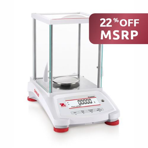 Pioneer PX124 Analytical Balance from Ohaus Image