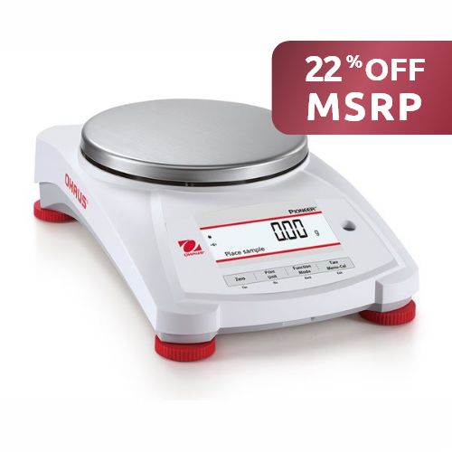 Pioneer PX2201/E Precision Scale from Ohaus