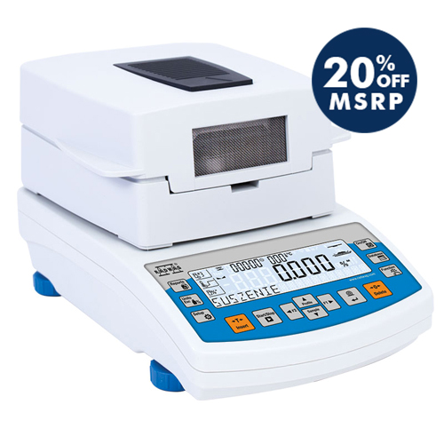 PM 50.R Moisture Analyzer from Radwag