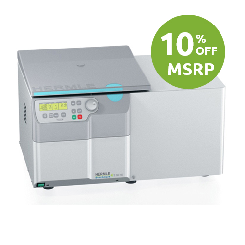 Z36-HK Super Speed Refrigerated Centrifuge from Hermle Image