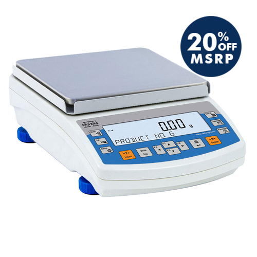 PS 8100.R2.M Precision Balance from Radwag Image