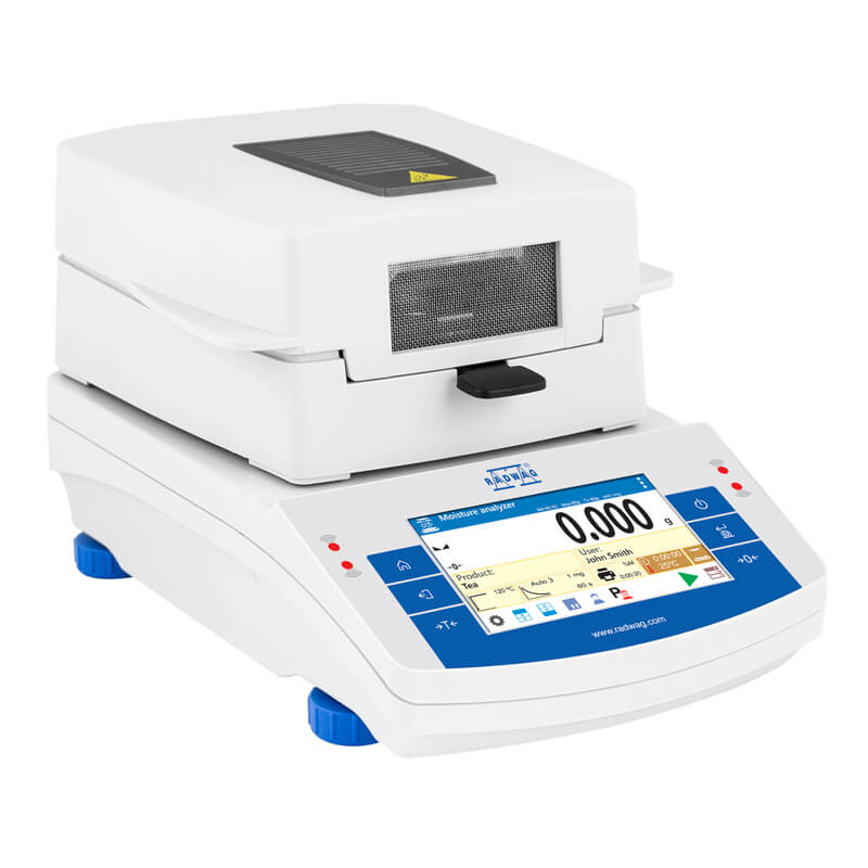 MA50.X2 Moisture Analyzer from Radwag Image