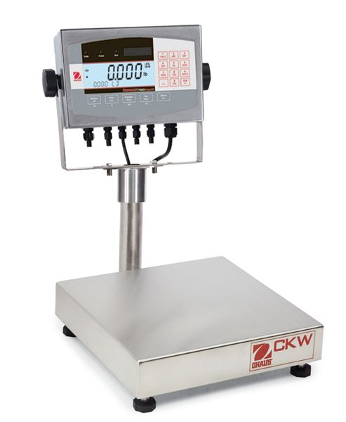 CKW15L71XW Checkweighing Bench Scale from Ohaus