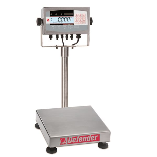 D71XW10WR3 Defender 7000 Washdown Bench Scale from Ohaus