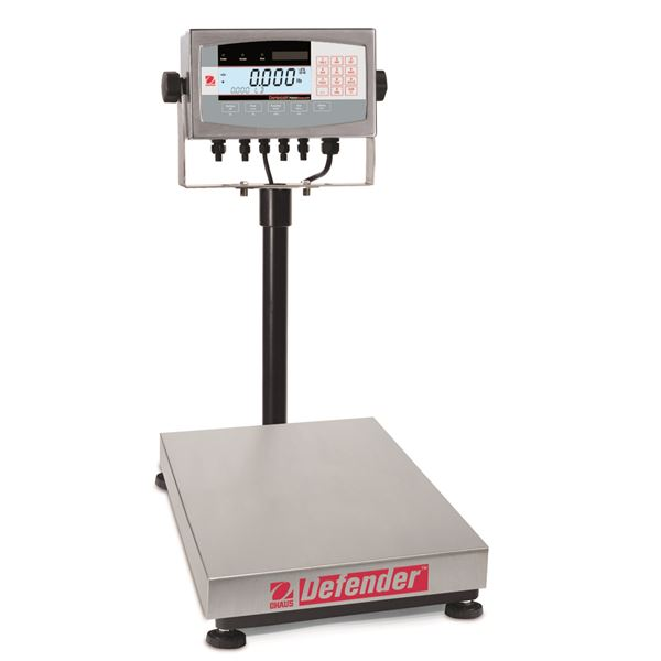D71XW60HR1 Defender 7000 Hybrid Bench Scale from Ohaus Image