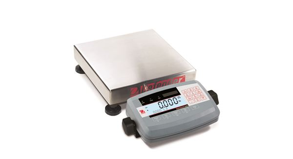 D71P25QR5 Defender 7000 Low Profile Bench Scale from Ohaus