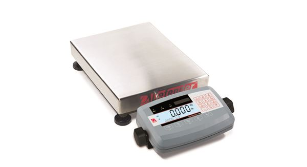 D71P60HR5 Defender 7000 Low Profile Bench Scale from Ohaus Image