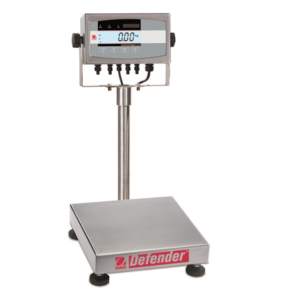 D51XW10WR3 Defender 5000 Stainless Steel Bench Scale from Ohaus