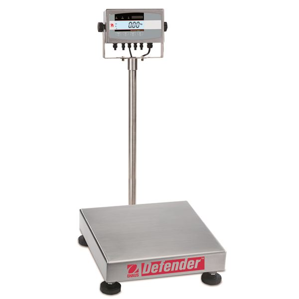 D51XW250WX4 Defender 5000 Stainless Steel Bench Scale from Ohaus Image