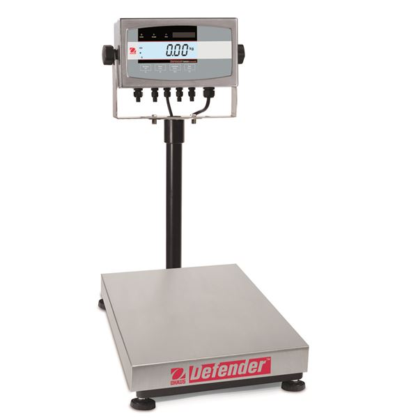 D51XW60HR1 Defender 5000 Hybrid Bench Scale from Ohaus Image