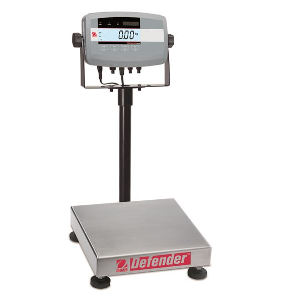 D51P10QR1 Defender 5000 Bench Scale from Ohaus Image