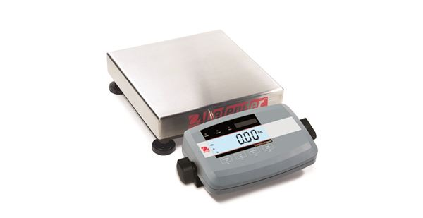 D51P10QR5 Defender 5000 Low Profile Bench Scale from Ohaus