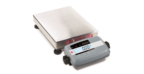 D51P300HX5 Defender 5000 Low Profile Bench Scale from Ohaus Image