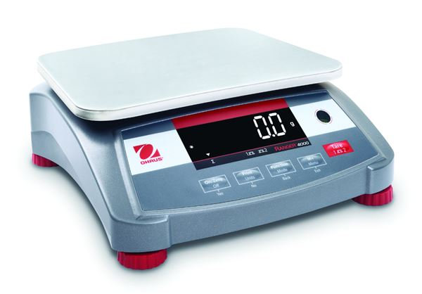 R41ME6 Ranger 4000 Bench Scale from Ohaus