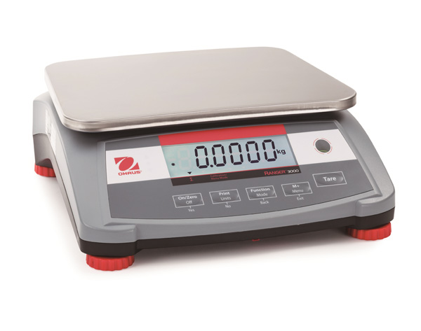 R31P1502 Ranger 3000 Bench Scale from Ohaus Image