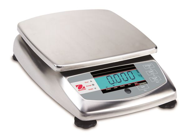 FD15 Bench Scale from Ohaus Image