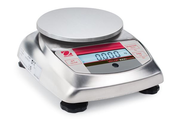 V31XH402 Valor 3000 Bench Scale from Ohaus