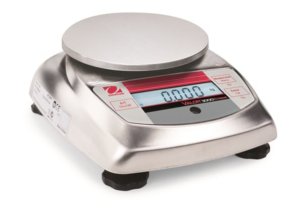 V31X501 Valor 3000 Bench Scale from Ohaus Image