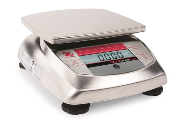 V31XW6 Valor 3000 Bench Scale from Ohaus Image