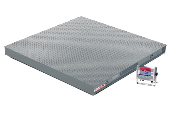 VX32XW2500L Economical Floor Scale from Ohaus Image