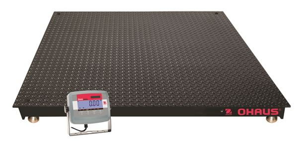 VN31P5000X Economical Painted Steel Floor Scales from Ohaus Image