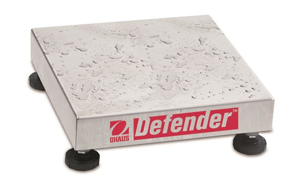 D25WR Defender W Bench Scale Base from Ohaus