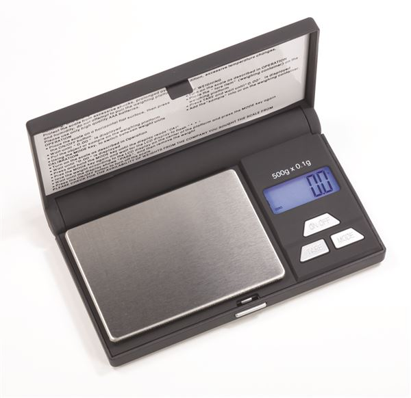 YA302 Gold Jewelry Scale from Ohaus Image
