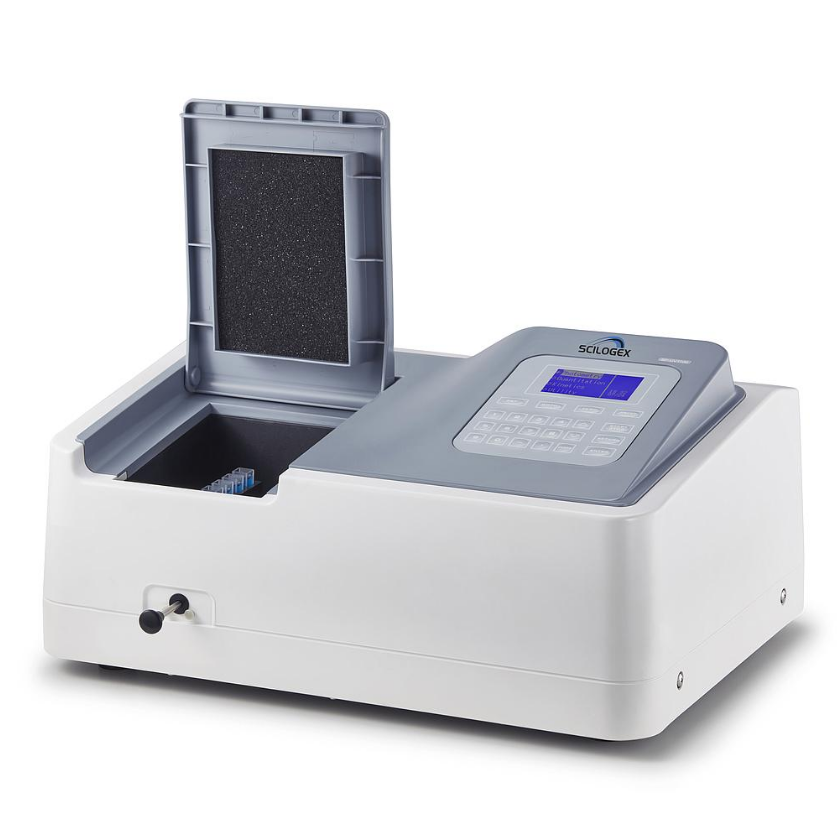SP-UV1100 Spectrophotometer 190-1100nm from Scilogex