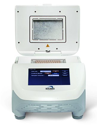 SCILOGEX SCI1000-S Thermal Cycler, 110V, 50Hz/60Hz, US Plug
