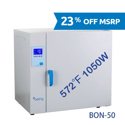 BON-50 Natural Convection Drying Oven from Being Instruments