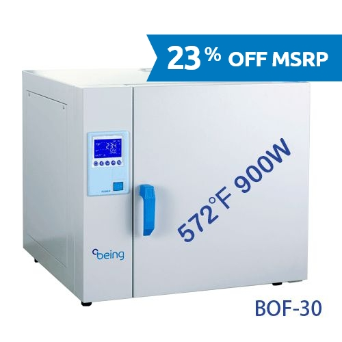 BOF-30 Mechanical Convection Drying Oven from Being Instruments