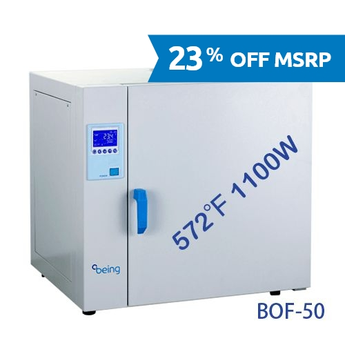 BOF-50 Mechanical Convection Drying Oven from Being Instruments