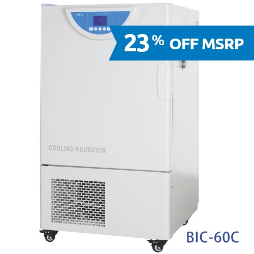 BIC-60C Cooling Incubator from Being Instruments Image
