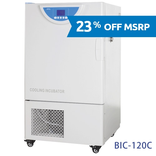 BIC-120C Cooling Incubator from Being Instruments Image
