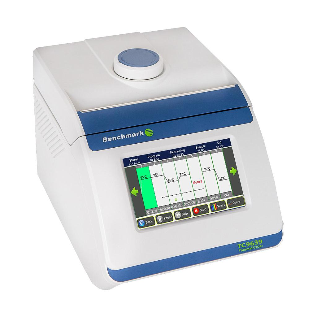 TC 9639 Thermal Cycler with 384 well block from Benchmark Scientific
