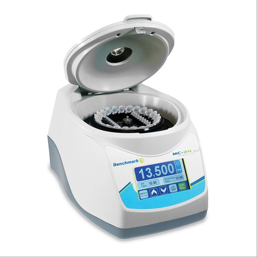 MC-24 Touch Microcentrifuge from Benchmark Scientific Image
