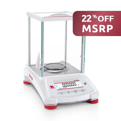 Pioneer PX225D Analytical Balance from Ohaus Image