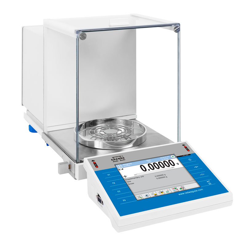 XA 110.4Y.A Analytical Balance from Radwag