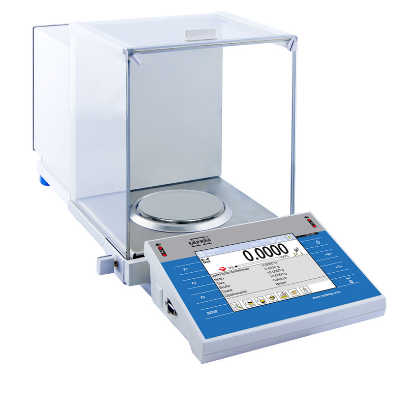 XA 220.4Y.A Analytical Balance from Radwag