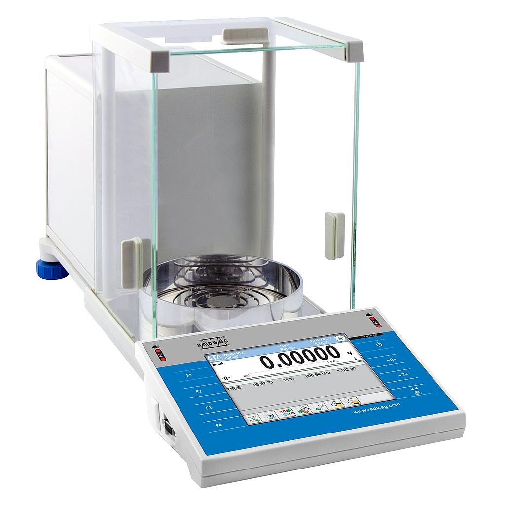 XA 110.4Y Analytical Balance from Radwag
