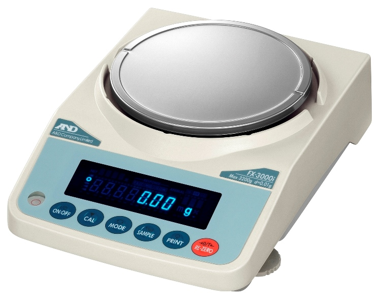FX-3000I Precision Scale from A&D Weighing
