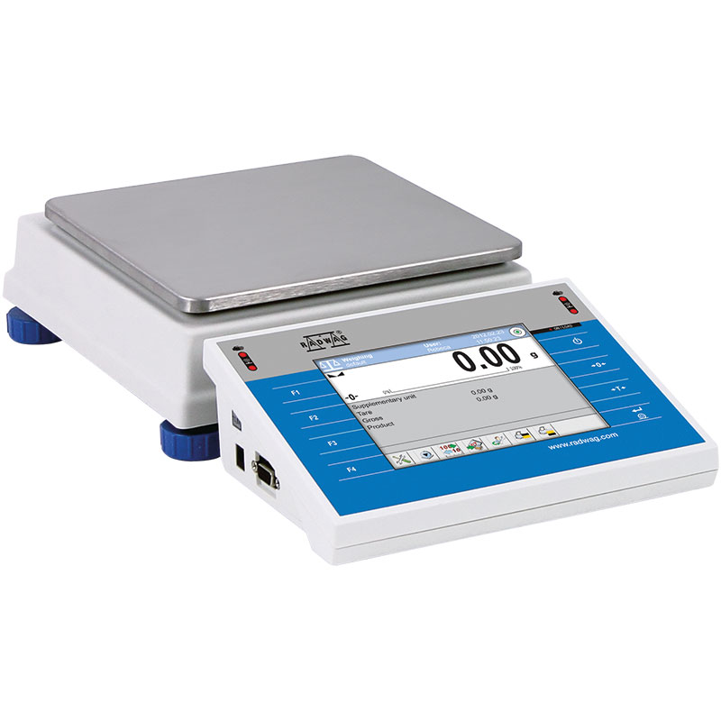 WLY 2/D2 Precision Balance from Radwag
