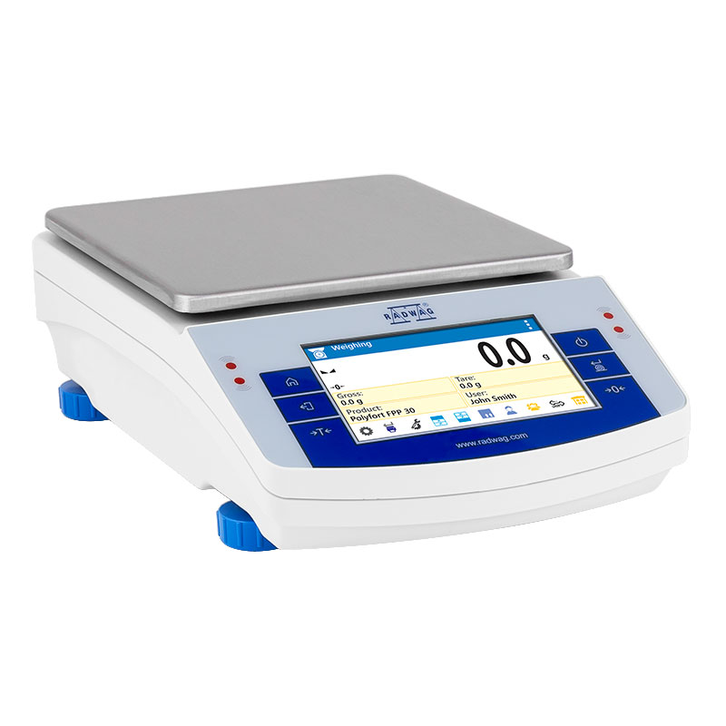WLC 20.X2 Precision Balance from Radwag