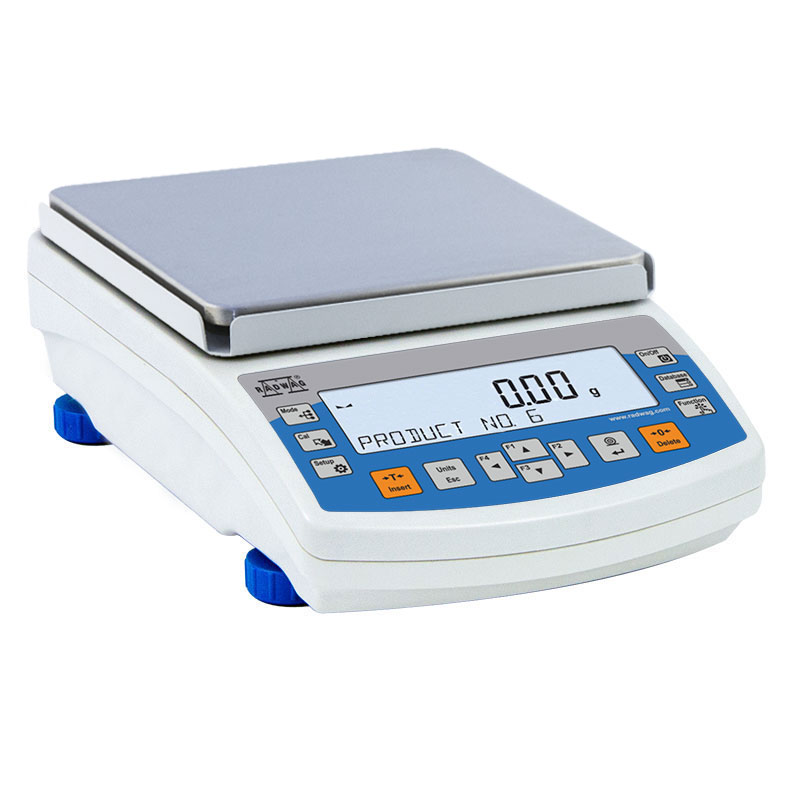 PS 8100.R2 Precision Balance from Radwag