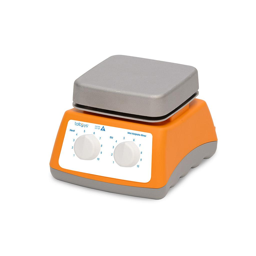 Ergonomic Basic Mini Hotplate-Stirrer from Troemner