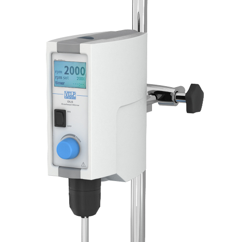 DLS Digital Overhead Stirrer from Velp Scientifica