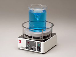 MH520 115V High Temperature or Boiling Type Magnetic Stirrer with Hot Plate from Yamato Scientific America